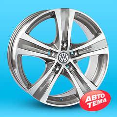 REPLICA Volkswagen JT-1410 GM - Интернет магазин шин и дисков по минимальным ценам с доставкой по Украине TyreSale.com.ua
