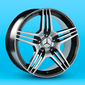 Купить REPLICA Mercedes-AMG JT-1173 BM R17 W8 PCD5x112 ET35 DIA66.6