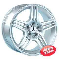 REPLICA Mercedes-AMG JT-1173 SM - Интернет магазин шин и дисков по минимальным ценам с доставкой по Украине TyreSale.com.ua