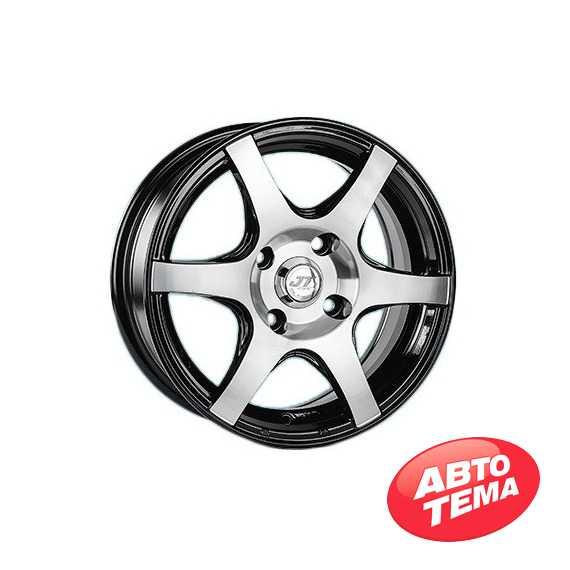 REPLICA Ford Fiesta JT-1518 BM - Интернет магазин шин и дисков по минимальным ценам с доставкой по Украине TyreSale.com.ua