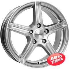 Купить DEZENT L si BASE Silver R16 W6.5 PCD5x114.3 ET35 DIA71.6