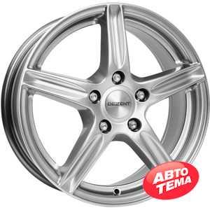 Купить DEZENT L si BASE Silver R17 W7 PCD5x100 ET38 DIA60.1