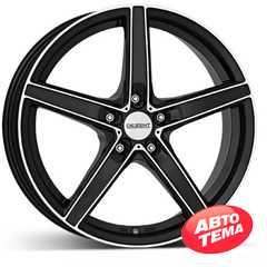 Купить DEZENT RN dark BASE Black/polished R17 W7.5 PCD5x114.3 ET45 DIA71.6
