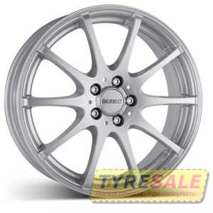 Купить DEZENT V BASE Silver R15 W6.5 PCD4x114.3 ET40 DIA70.1