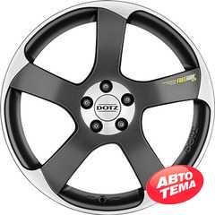DOTZ Freeride peak BASE Graphite matt/polished - Интернет магазин шин и дисков по минимальным ценам с доставкой по Украине TyreSale.com.ua
