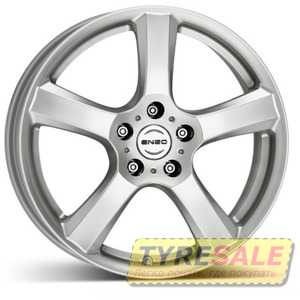 Купить ENZO B BASE Silver R17 W7 PCD5x108 ET39 DIA70.1