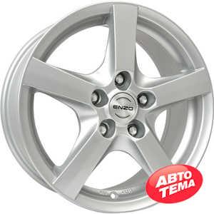 Купить ENZO H BASE Silver R15 W6.5 PCD5x100 ET40 DIA60.1