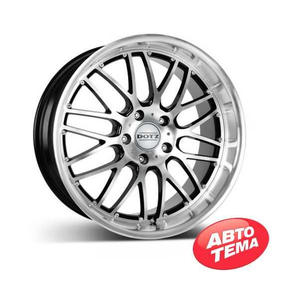 DOTZ Mugello BASE Black/polished - Интернет магазин шин и дисков по минимальным ценам с доставкой по Украине TyreSale.com.ua