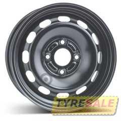 Купить ALST (KFZ) FORD Fiesta VI 6355 R14 W5.5 PCD4x108 ET37.5 HUB63.3