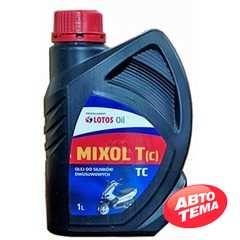 Купить Моторное масло LOTOS Mixol T (1л)