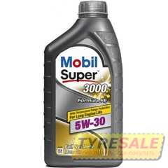 Моторное масло MOBIL Super 3000 X1 Formula FE - Интернет магазин шин и дисков по минимальным ценам с доставкой по Украине TyreSale.com.ua