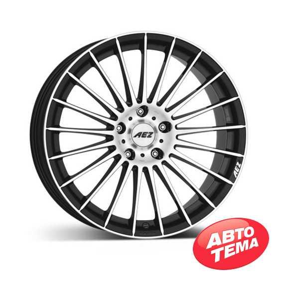 AEZ Valencia dark Black/polished - Интернет магазин шин и дисков по минимальным ценам с доставкой по Украине TyreSale.com.ua