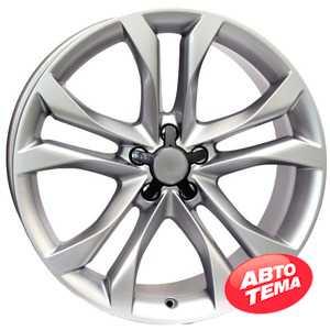 Купить WSP ITALY Seattle W563 Silver R18 W8 PCD5x112 ET43 HUB57.1