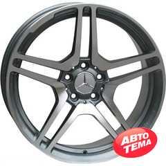 REPLICA Mercedes Benz ME 541d M/GRA - Интернет магазин шин и дисков по минимальным ценам с доставкой по Украине TyreSale.com.ua