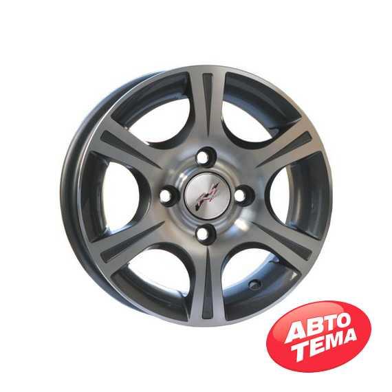 RS WHEELS Classic 796 MG - Интернет магазин шин и дисков по минимальным ценам с доставкой по Украине TyreSale.com.ua