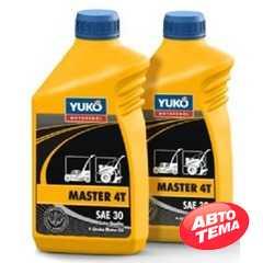 Купить Моторное масло YUKOIL Master 4T SAE 30 SL/CF (1л)