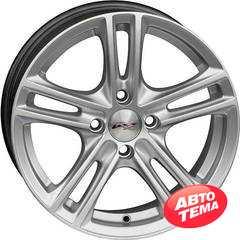 Купить RS WHEELS Classic 244 MG R14 W6 PCD5x100 ET35 DIA57.1