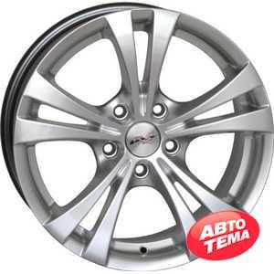 Купить RS WHEELS Wheels Classic 089f HS R14 W6 PCD5x114.3 ET35 DIA67.1