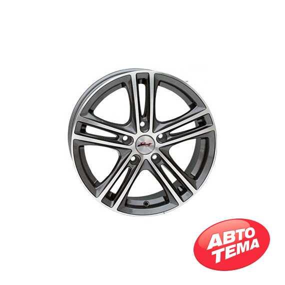 RS WHEELS Wheels Classic 5163TL MG - Интернет магазин шин и дисков по минимальным ценам с доставкой по Украине TyreSale.com.ua