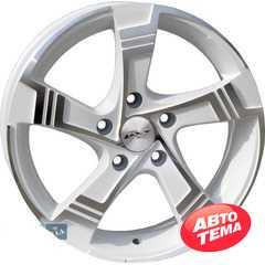 Купить RS WHEELS Tuning 5242TL MW R15 W6.5 PCD4x100 ET38 DIA67.1