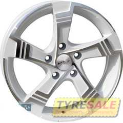 Купить RS WHEELS Tuning 5242TL MW R15 W6.5 PCD4x100 ET38 DIA67.1