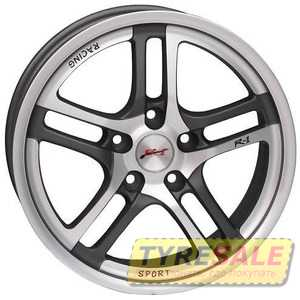Купить RS WHEELS Tuning 584J DGM R16 W7 PCD5x100 ET43 DIA67.1