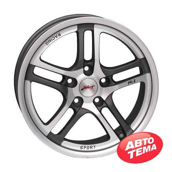 RS WHEELS Tuning 584J DGM - Интернет магазин шин и дисков по минимальным ценам с доставкой по Украине TyreSale.com.ua