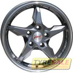 Купить RS WHEELS Tuning 5240TL G/ML R16 W6.5 PCD5x108 ET40 DIA63.4