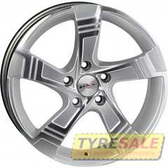 Купить RS WHEELS Tuning 5242tl MHS R16 W6.5 PCD5x108 ET40 DIA63.4