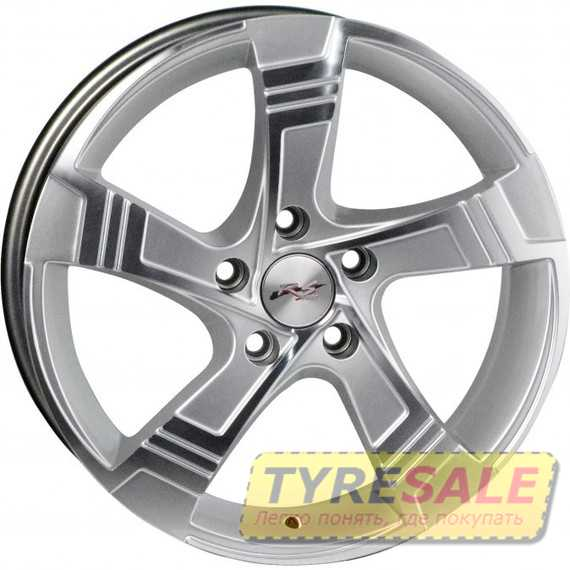 Купить RS WHEELS Tuning 5242tl MHS R16 W6.5 PCD5x108 ET40 DIA63.4