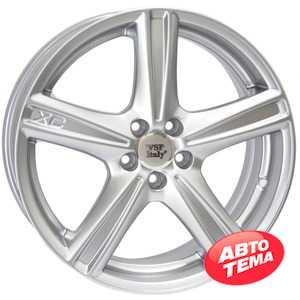 Купить WSP ITALY Lima VL54 W1254 Super silver R19 W8 PCD5x108 ET49 DIA63.4