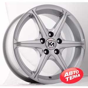 Купить KORMETAL KM 226 S R16 W7 PCD4x108 ET37 DIA65.1
