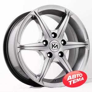 Купить KORMETAL KM 227 HB R17 W7 PCD4x108 ET37 DIA67.1