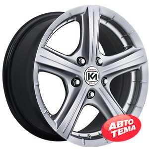 Купить Kormetal KM 246 HB R16 W7 PCD5x110 ET40 DIA67.1