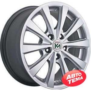 Купить KORMETAL KM 776 HB R16 W7 PCD4x108 ET37 DIA67.1