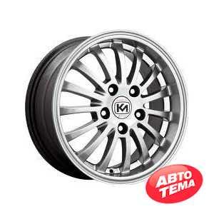Купить KORMETAL KM 375 S R15 W6.5 PCD5x110 ET35 DIA67.1