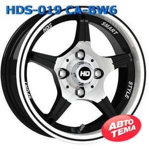 Купить HDS 019 CA-BW6 R13 W5.5 PCD4x98 ET20 DIA58.6