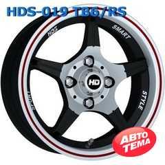 HDS 019 TB6/RS - Интернет магазин шин и дисков по минимальным ценам с доставкой по Украине TyreSale.com.ua