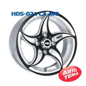 Купить HDS 021 CA-WB R13 W5.5 PCD4x98 ET12 DIA58.6