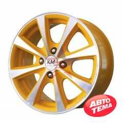 Купить KORMETAL KM 774 YD R14 W6 PCD4x98 ET37 HUB67.1