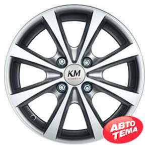 Купить KORMETAL KM 776 S R16 W7 PCD5x110 ET42 HUB67.1