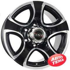Купить TECHLINE TL-622 BD R16 W7.5 PCD5x139.7 ET10 DIA108.1