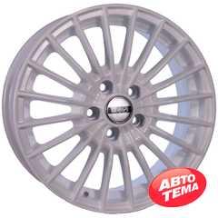 Купить TECHLINE TL 637 W R16 W6.5 PCD5x105 ET39 DIA56.6