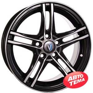 Купить TECHLINE 1505 BD R15 W6 PCD5x100 ET38 DIA57.1