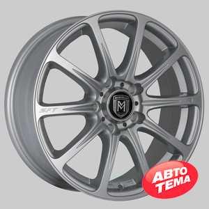 Купить MARCELLO MR-01 Silver R16 W6.5 PCD5x114.3 ET38 DIA73.1