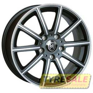 Купить MARCELLO MR-11 AM/MB R16 W6.5 PCD5x114.3 ET38 DIA73.1