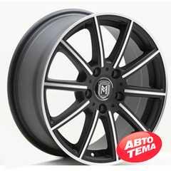 Купить MARCELLO MR-11 GM R16 W6.5 PCD5x114.3 ET38 DIA73.1