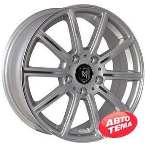 Купить MARCELLO MR-11 Silver R16 W6.5 PCD5x114.3 ET38 DIA73.1