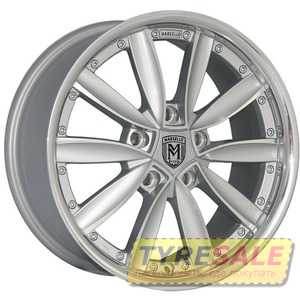 Купить MARCELLO MR-20 White R17 W8 PCD5x114.3 ET38 DIA67.1