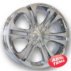 Купить MKW MK-12 Chrome R18 W8 PCD5x130 ET40 DIA84.1